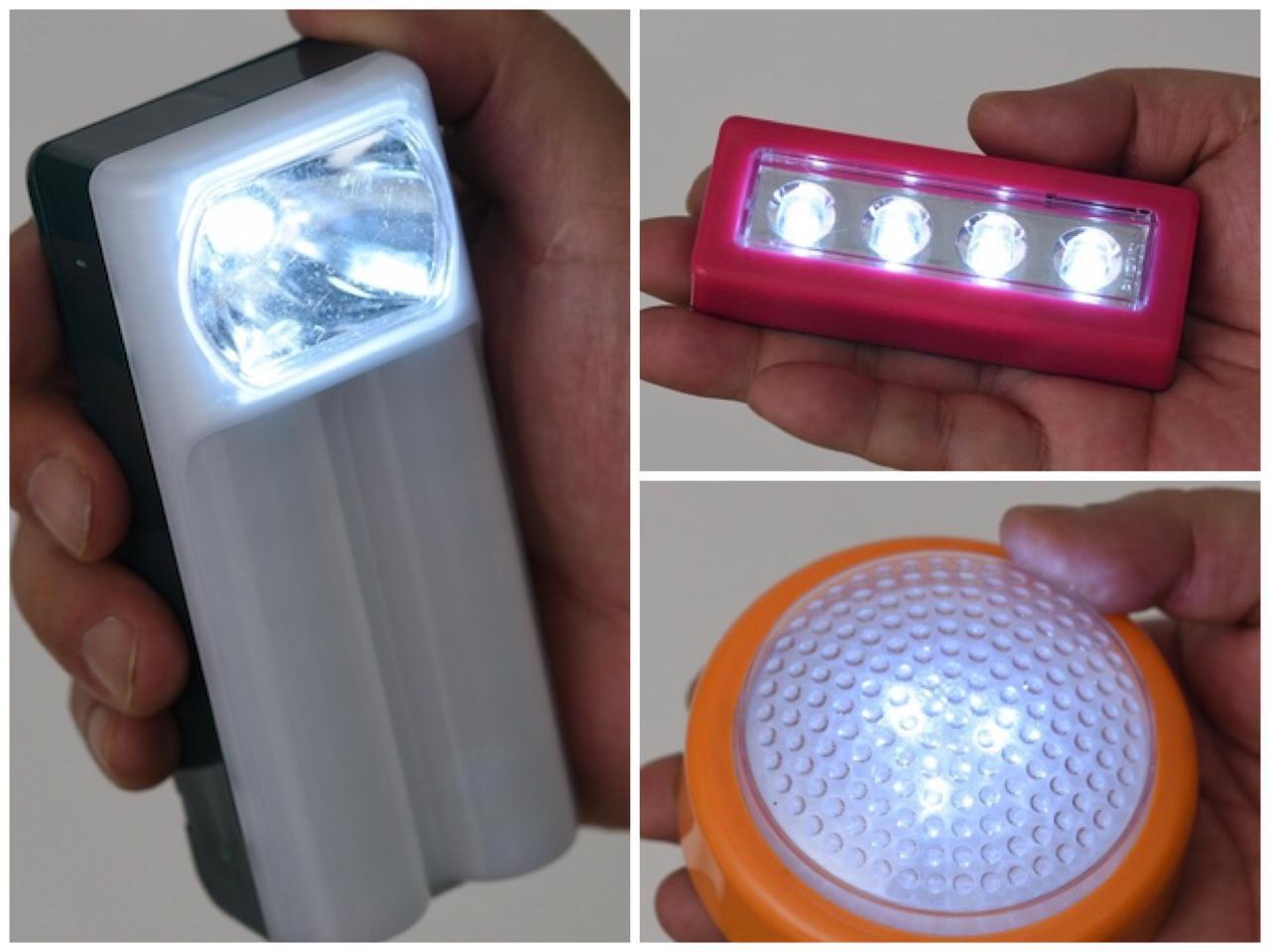 画像: ダイソーのランタン&ライト8製品をインプレッション! 車中泊での使い勝手を検証! - アウトドア情報メディア「SOTOBIRA」