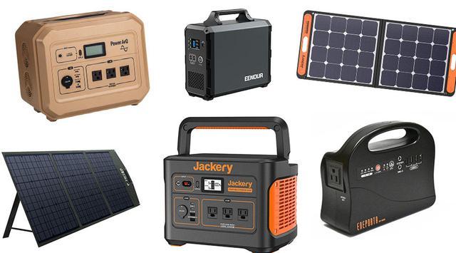 画像: 車中泊&キャンプに電気を!ポータブル電源+ソーラーパネルおすすめ5セット - アウトドア情報メディア「SOTOBIRA」
