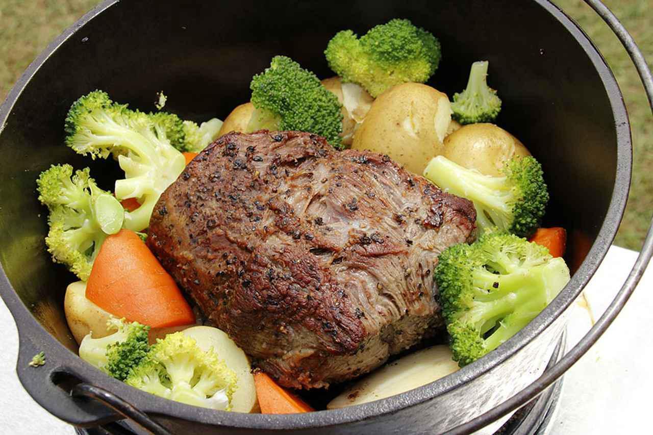 画像: 大抵の料理ができる! しかも、おいしくなる魔法の鍋