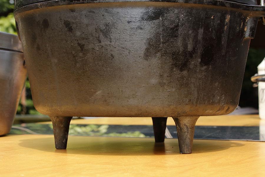 画像: 6.地面に置ける脚付き