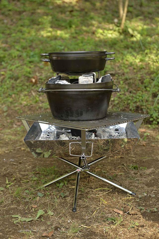 画像: 7.重ねて調理をすれば熱を無駄にしない