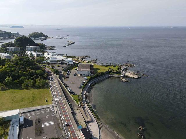画像1: ⑤RVパーク 京急観音崎(神奈川県)