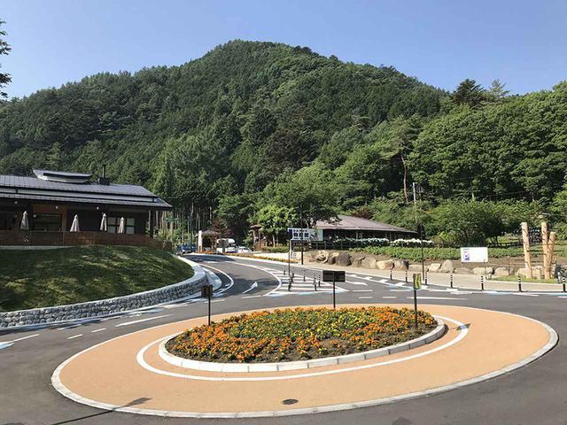 画像1: ②RVパーク 道の駅こすげ(山梨県)