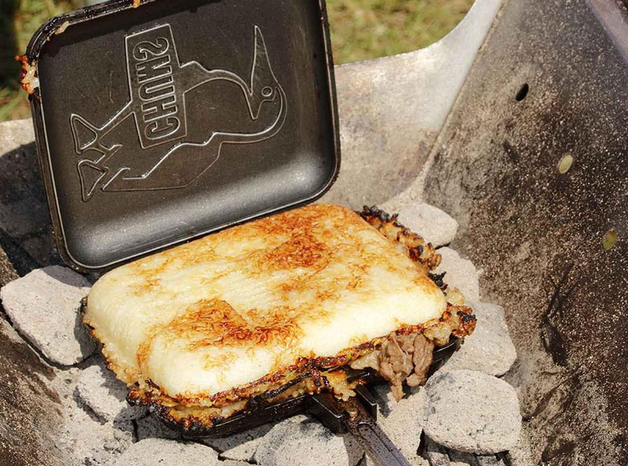 画像: ホットサンドでキャンプ飯を格上げ!技ありレシピとホットサンドメーカーのポイント - アウトドア情報メディア「SOTOBIRA」