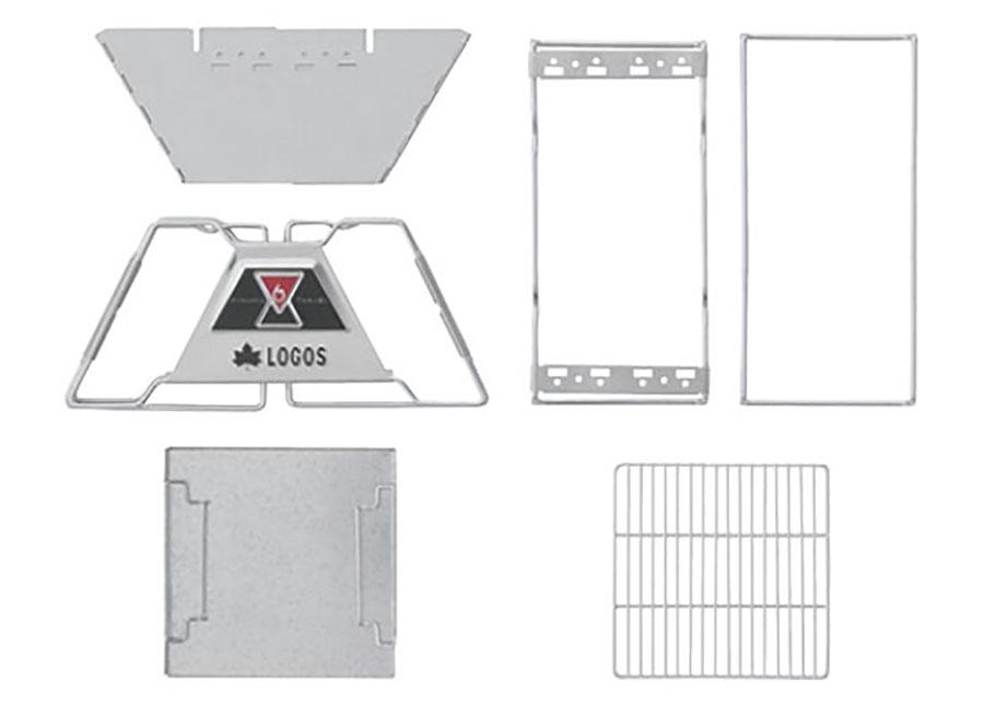画像3: 製品データ(LOGOS the ピラミッドTAKIBI M)