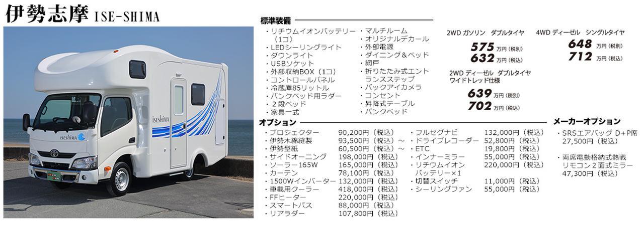 画像: 伊勢志摩 被災時の居住スペースとしても活用できるオールラウンダー