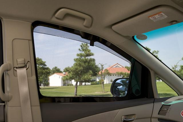 画像: フロントセットを装着したまま公道を走ることは、道路交通法違反となるので注意。