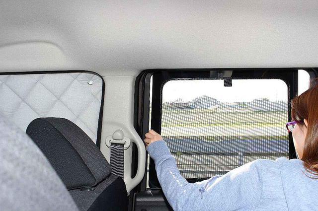 画像: 車用の網戸で、夏車中泊の暑さ&虫対策! おすすめ網戸5アイテム! - アウトドア情報メディア「SOTOBIRA」