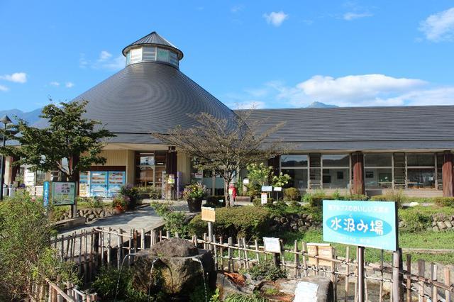 画像: RVパーク 道の駅はくしゅう(山梨県)|車中泊はRVパーク|日本RV協会(JRVA)認定車中泊施設