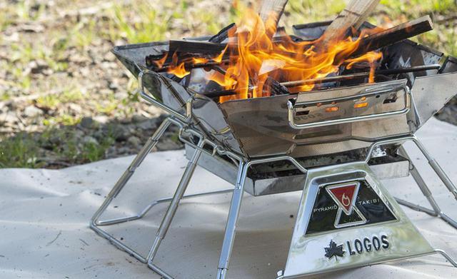画像: ロゴスの焚き火台といえばやっぱりコレ! キャンプ好きの声とともに進化中 - アウトドア情報メディア「SOTOBIRA」
