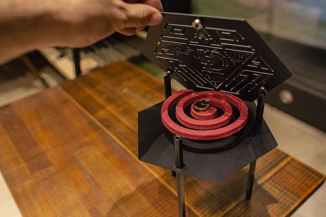 画像1: 人気のコラボテーブルをそのまま蚊取り線香サイズに展開!