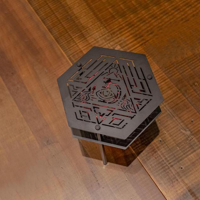 画像2: 人気のコラボテーブルをそのまま蚊取り線香サイズに展開!