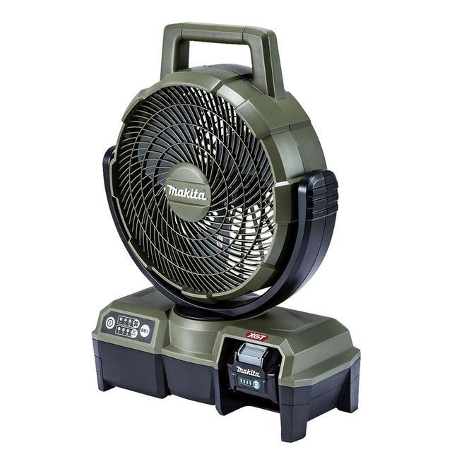 画像2: マキタ 充電式ファン CF001GZ