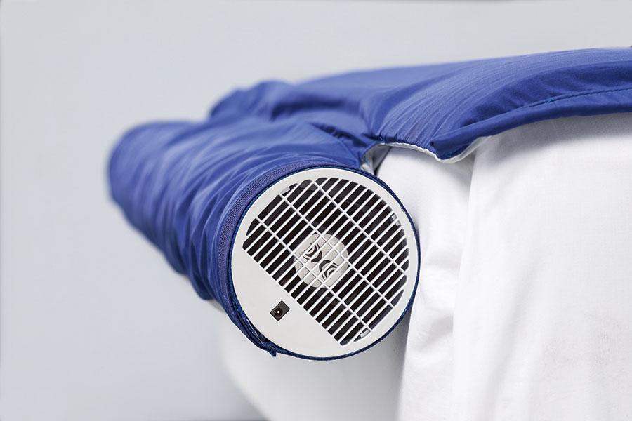 画像2: (株)空調服 空調ベッド®風眠