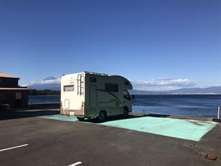 画像: RVパークちどりマリンサービス(静岡県)|車中泊はRVパーク|日本RV協会(JRVA)認定車中泊施設