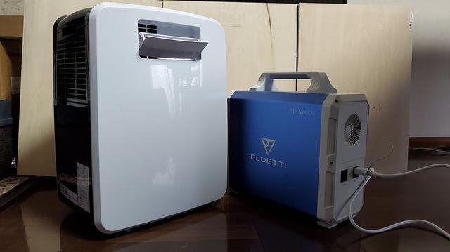画像1: サブバッテリーとポータブル電源を使い分けて活用