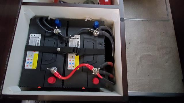 画像2: サブバッテリーとポータブル電源を使い分けて活用