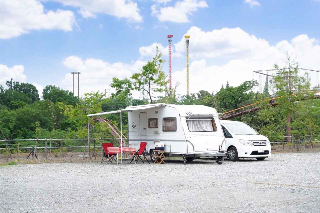 画像: RVパーク施設情報|RVパーク東京 よみうりランド(東京都)|くるま旅サイト