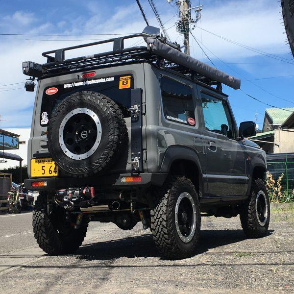 画像: 静岡市駿河区 CDPシズオカ/O.G Base 4×4・SUV等の自動車カスタム 鈑金塗装・各種メンテナンスに幅広く対応いたします