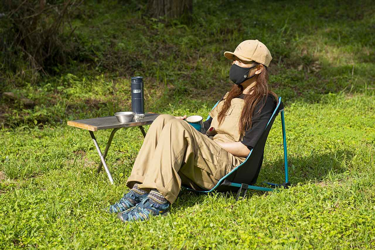 画像: リラックスCHECK! ② 座椅子風だけど座椅子にあらず!
