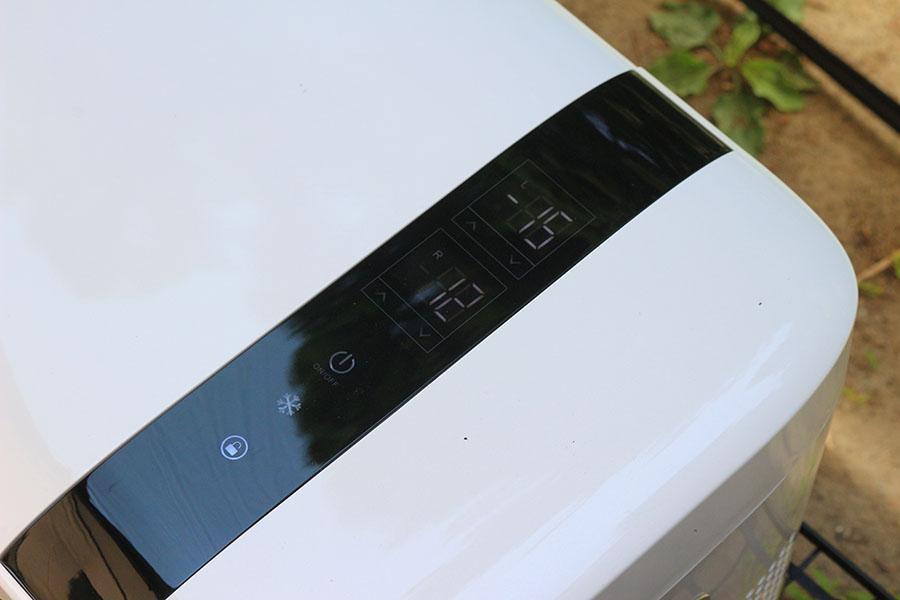 画像: スピード冷却とバッテリー保護機能が便利