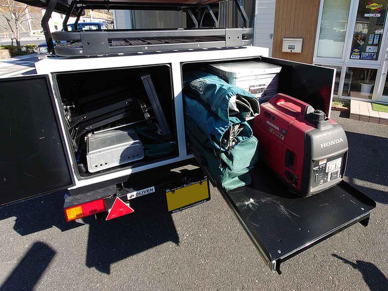 画像: キャンピングカーイベント出展車両情報