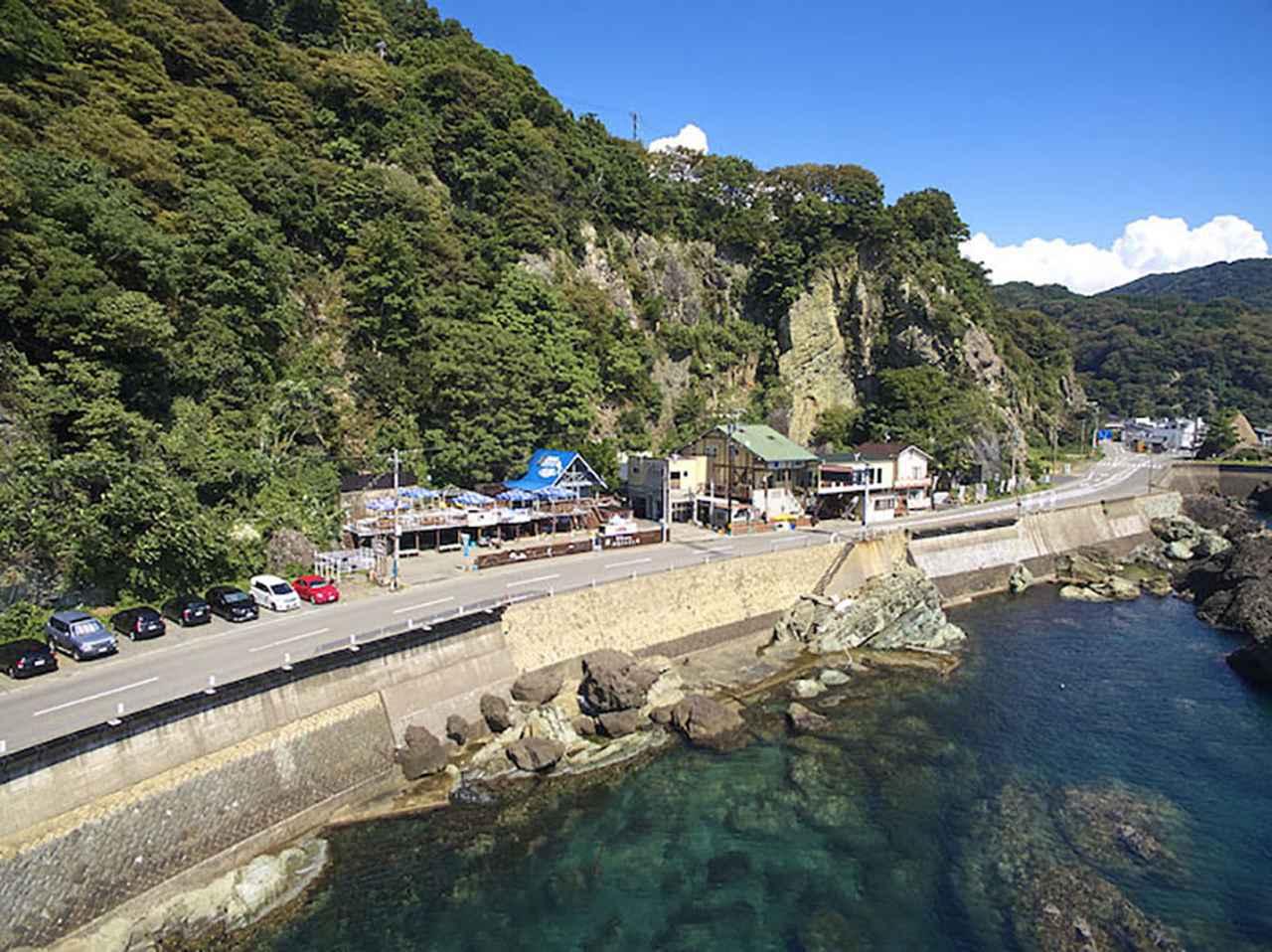 画像3: 日本海の絶景を大満喫できるRVパーク!