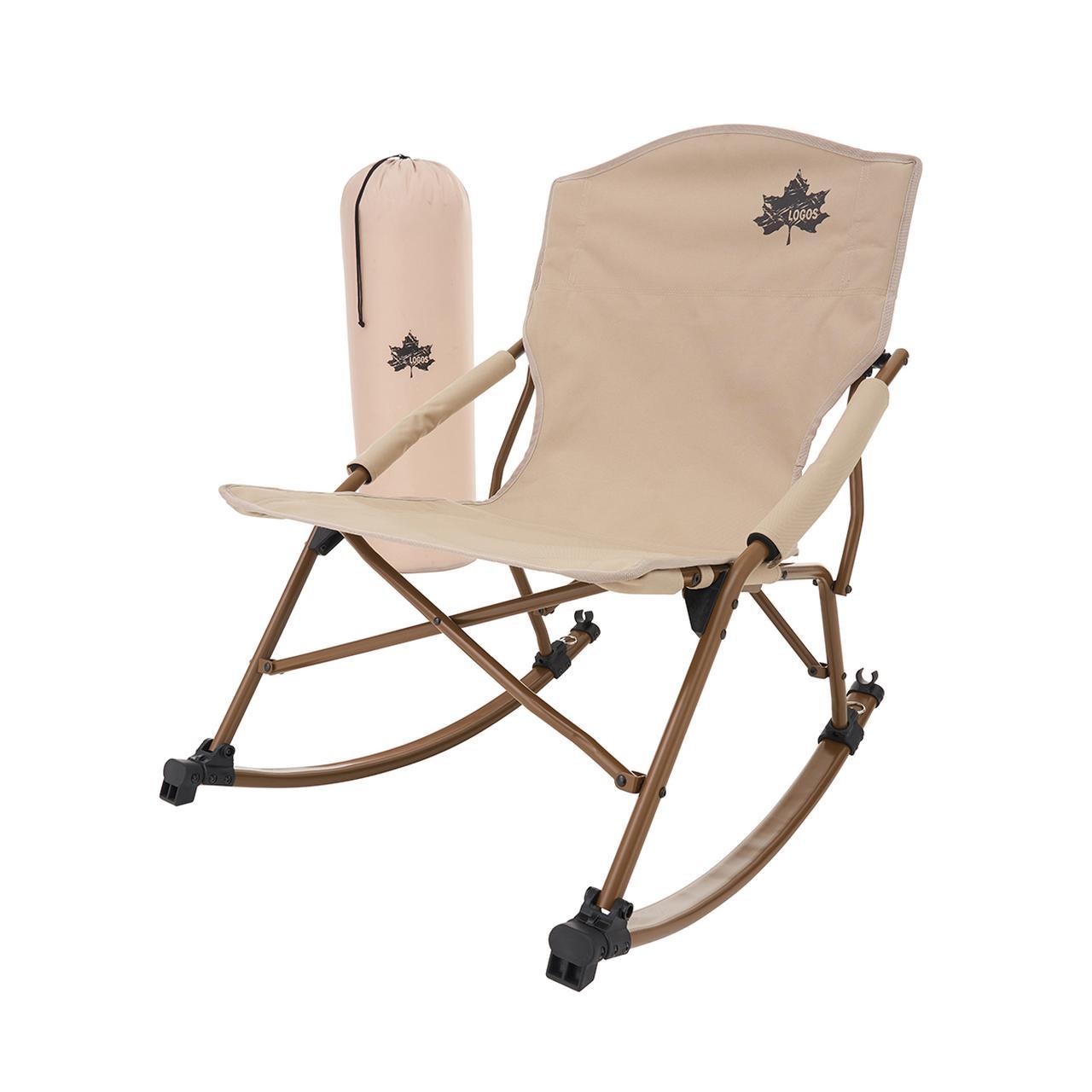 画像: Tradcanvas スウィングチェア|ギア|家具|椅子・ベンチ|製品情報|ロゴスショップ公式オンライン