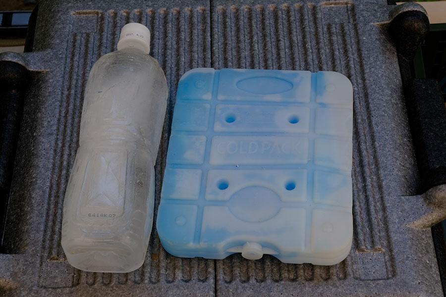 画像: ブロック氷と併用すると効果あり