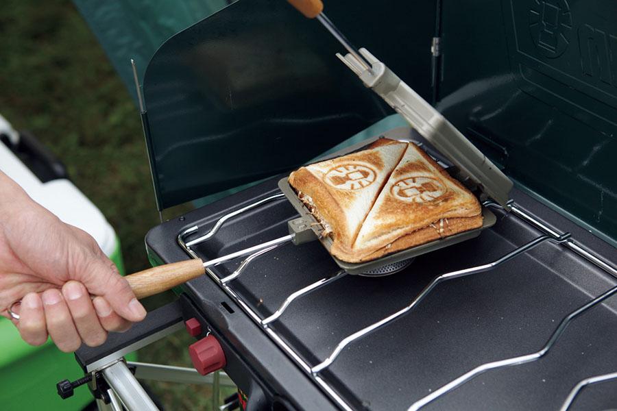 画像1: ランタン刻印と三角サンドがキュート!
