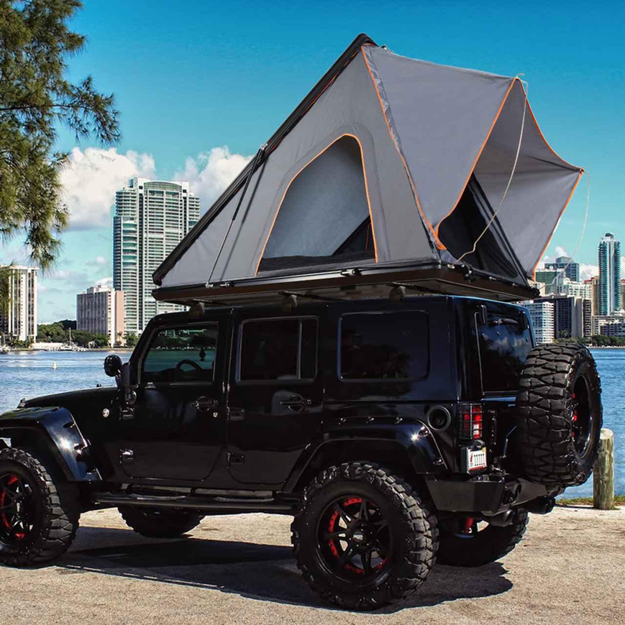 画像: #NEW ピラミッド型ハイブリッドルーフテント Pyramid type hybrid roof tent | ウィルス対策・防災用品・備蓄材等災害防止グッズの専門店 | あったらいなぁARUYOの防災あるよ