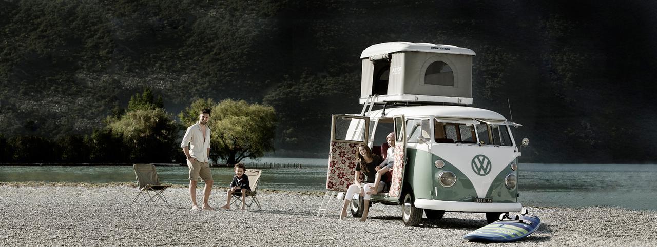 画像: Tende da Tetto per Auto Maggiolina