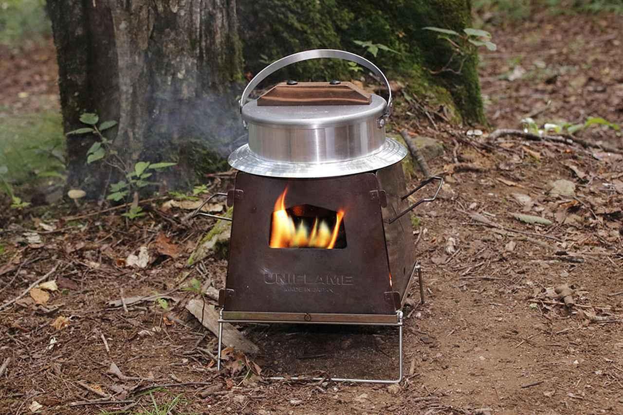画像1: 重いフタと丸い底がおいしくなる理由。新米を炊きたい!