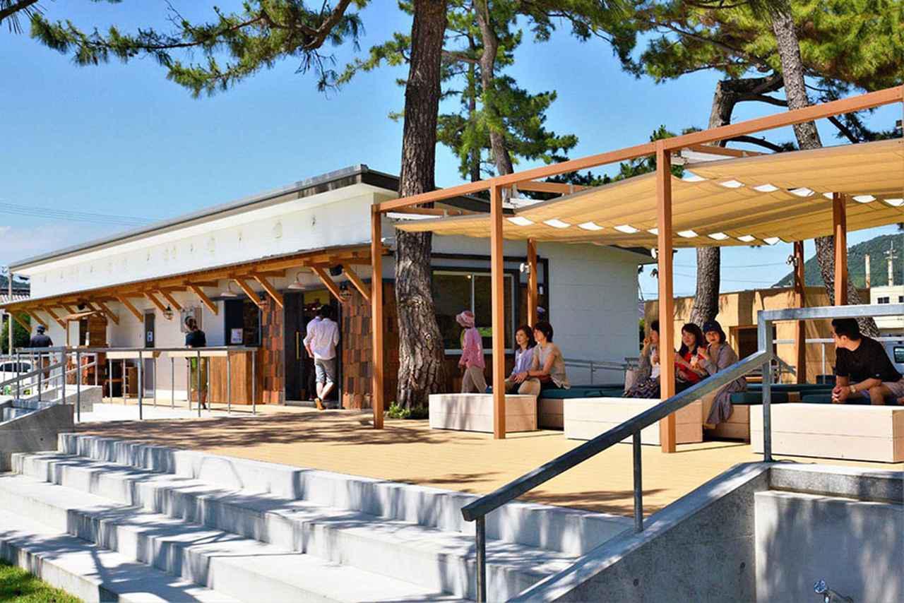 画像: RVパーク 父母ヶ浜 施設データ