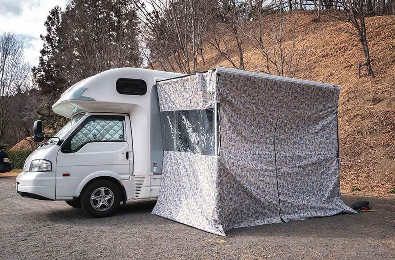 画像: 車中泊の寒さ対策を拝見! イベントで見つけたみんなの防寒アイデア集 - アウトドア情報メディア「SOTOBIRA」