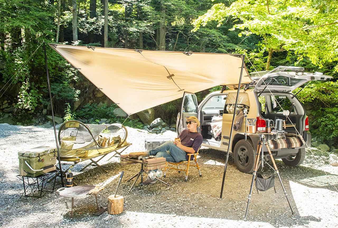 画像: キャンプのプロがたどり着いた 「車中泊キャンプ」スタイルとは① 38exploreさん - アウトドアウェブメディア「SOTOBIRA」