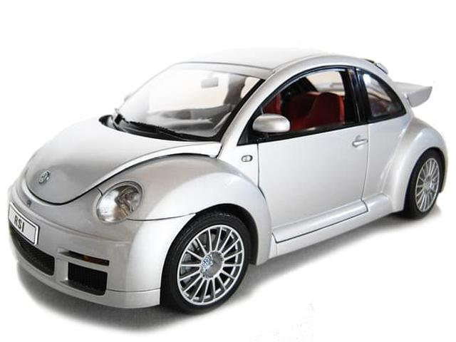 neu 1:87 Wiking 035 08 24 VW New Beetle /'silber-met./'