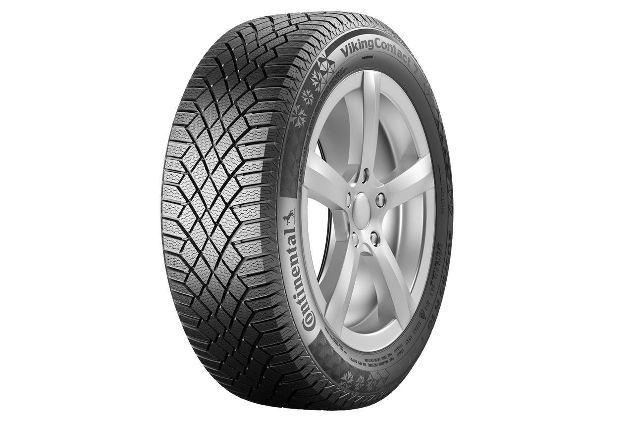 画像2: 【Continental Tires】VikingContact 7の進化を探る
