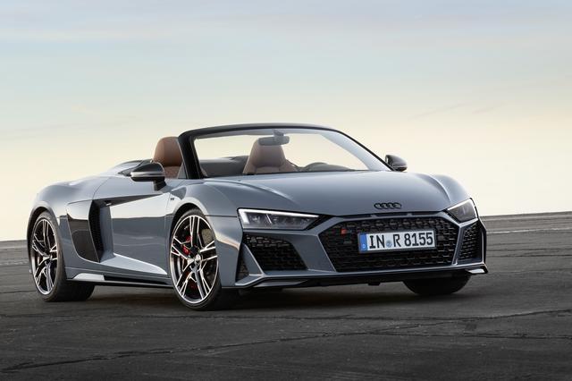 画像4: 「Audi R8」がフェイスリフト