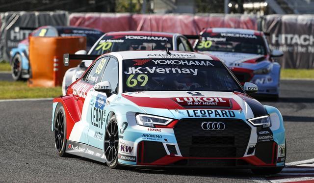 画像1: 【WTCR Suzuka】Audi RS 3 LMSが第2レースで4位入賞
