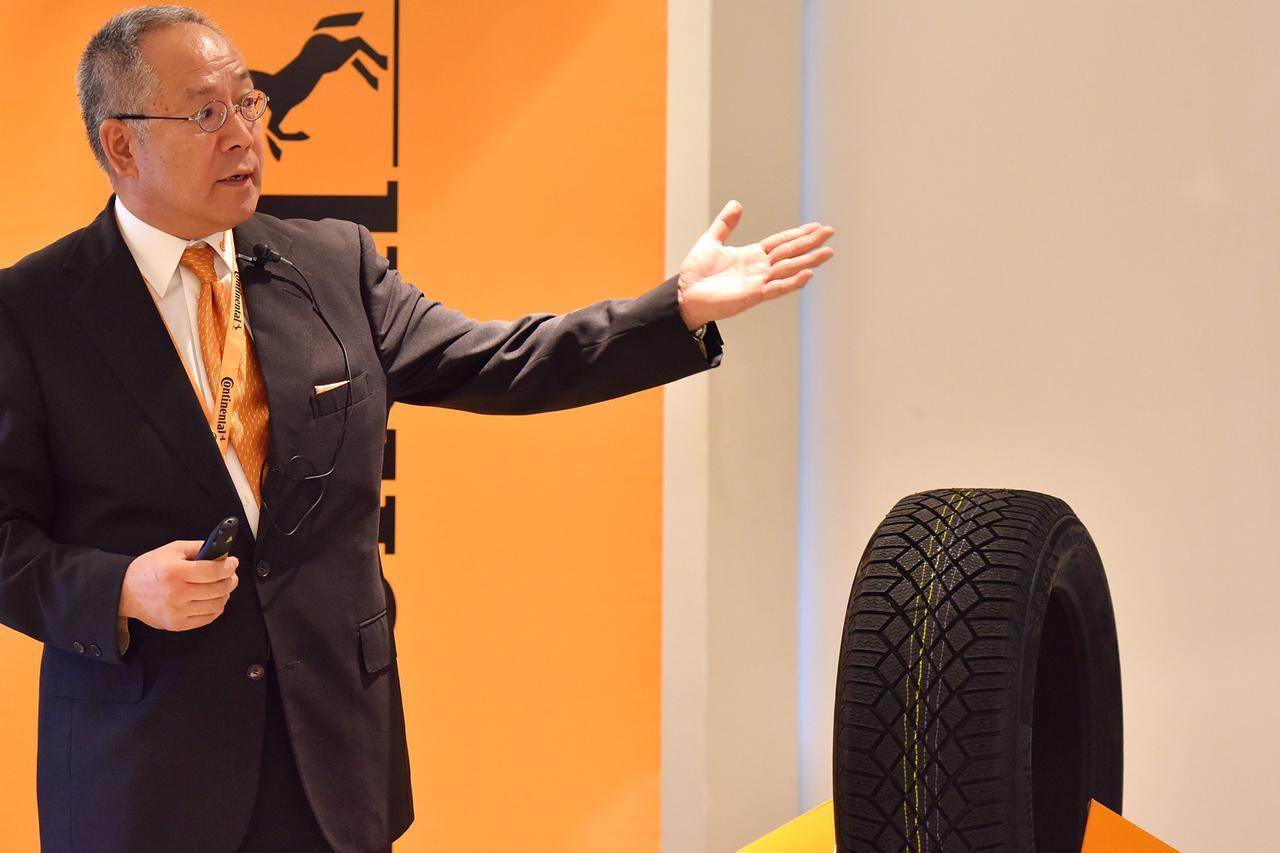 画像3: 【Continental Tires】VikingContact 7の進化を探る