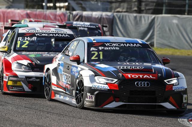 画像2: 【WTCR Suzuka】Audi RS 3 LMSが第2レースで4位入賞