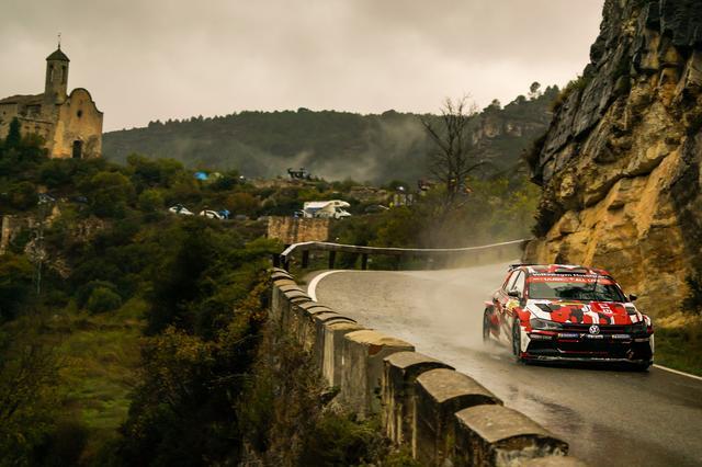 画像2: 【WRC Rally Spain 2018】ソルベルグのポロGTI R5がクラス3位