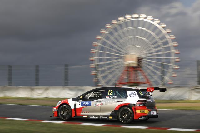 画像3: 【WTCR Suzuka】ゴルフGTI TCRが第2レースで勝利