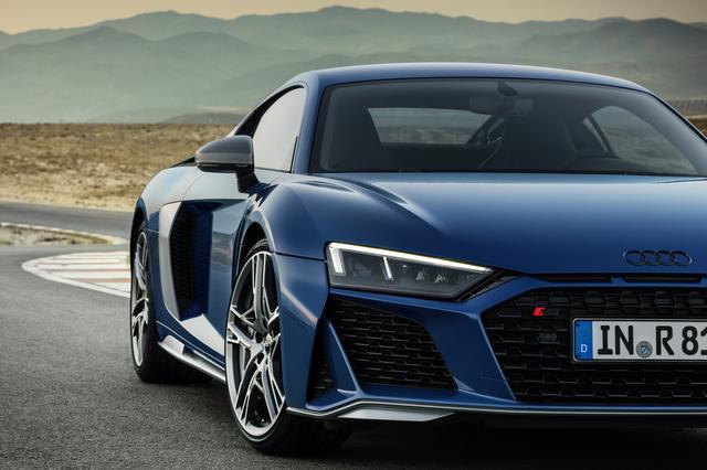 画像2: 「Audi R8」がフェイスリフト