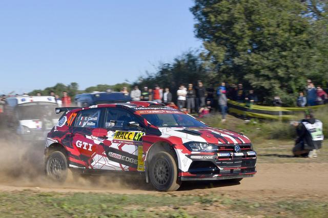 画像3: 【WRC Rally Spain 2018】ソルベルグのポロGTI R5がクラス3位