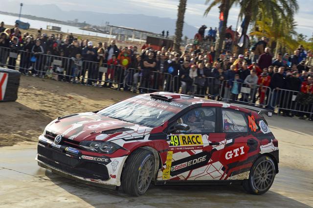 画像1: 【WRC Rally Spain 2018】ソルベルグのポロGTI R5がクラス3位