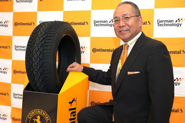 画像1: 【Continental Tires】VikingContact 7の進化を探る