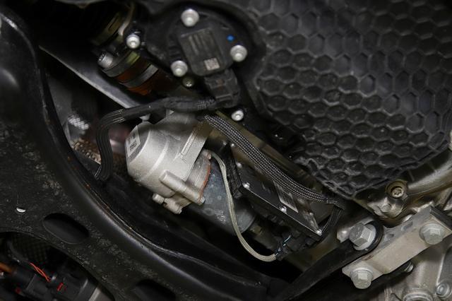 画像5: 【GTI Clubsport】エンジンオイルとDSGオイルを交換したら