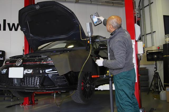 画像11: 【GTI Clubsport】エンジンオイルとDSGオイルを交換したら